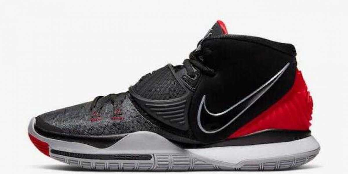 Where to Buy Best Deal Nike Kyrie 6 Bred basketball Sneakers ?