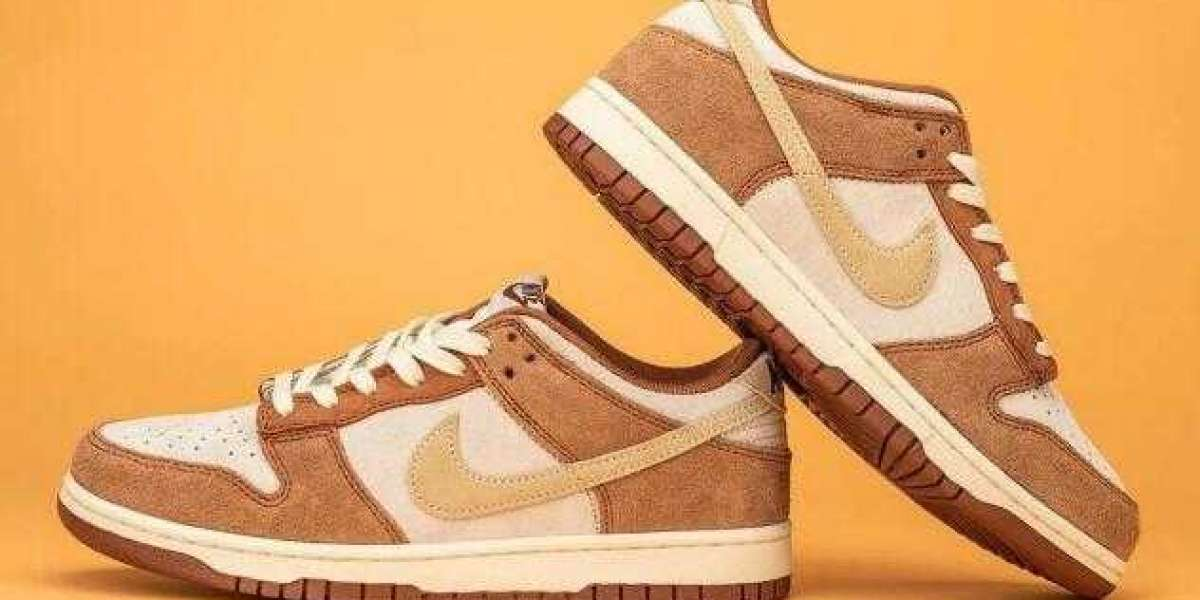 Nike Dunk Low PRM Medium Curry to Release on January 28th, 2021